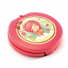 Djeco Καθρεφτάκι με Κοριτσάκι - Sunnyside Plum Garden, Mirrors Online, Compact Mirror, Toys Shop, Modern Contemporary, Luxury Homes, Outdoor Decor, Gifts, Pocket