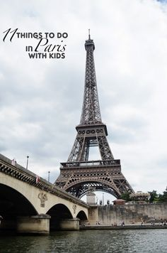 Paris with kids || Eleven things to do