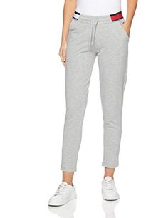 Joggers, Sweatpants, Tommy Hilfiger Pants, Cool Girl, Heather Grey, Pants For Women, Trousers, Legs, Amazon