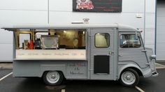 Catering Trailers - Motorised Catering Vans - Mobile Kiosks - Catering ...