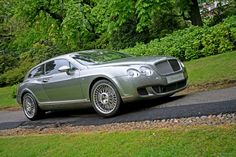 2010 Bentley Continental Flying Star Shooting Brake by Touring Picture...if you need a station wagon, make it a Bentley