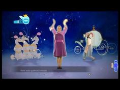 Just Dance: Disney Party Verna Felton - Bibbidi-Bobbidi-Boo [Full Song] Just Dance Kids, Brain Break Videos, Broken Video, Walt Disney Records, Disney Princess Cinderella, Happy Song, Preschool Music, Music And Movement, School Videos