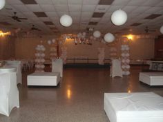 all white everything by events by carlisa