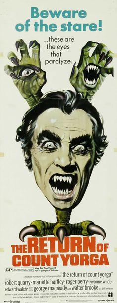 """The Return Of Count Yorga"". (1971)"