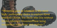 Mountain gear at Adamant is the most high–performing choice to explore those indistinct limits.