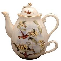 Hummingbird  3 pc Tea for One