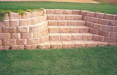 garden equipment and supplies retaining walls yards and walls