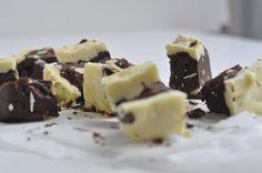 Almost Raw Vegan Almond Fudge http://fivefocus.ca/raw-vegan-almond-fudge/