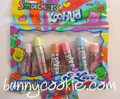 lip smackers Kool Aid collection