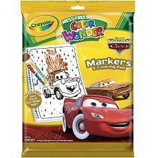 Color Wonders Cars Supercharged by Crayola. $14.99