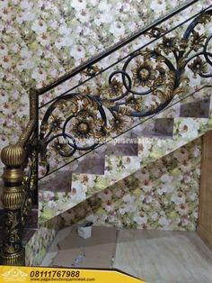 Rod Iron Railing, Flur Design, Stairs, Gallery, Interior, Modern, Home Decor, Stairway, Trendy Tree