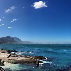 Hermanus showing off, as per usual. http://instagram.com/thefashionfreckle 22 March 2014