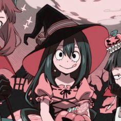 Anime Best Friends, Friend Anime, 5 Anime, Kawaii Anime, Anime Art, Anime Halloween, Halloween Icons, Anime Couples Drawings, Cute Anime Couples
