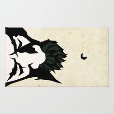 Love06 Area & Throw Rug by Daniele Vittadello - $28.00