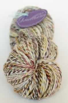 Handspun Superwash Merino Wool Yarn by PrettySouthern on Etsy