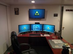 TriForce Trips and HDTV