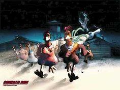 Chicken Run -- Main Titles