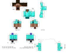 Minecraft Cutouts Printables - minecraft fan club