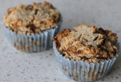Sweeter Life Club shares a recipe for Banana, Date and Coconut Muffins.