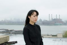 Issue 134: Interview with Ping Zhu, LA native and Brooklyn-based freelance illustrator. https://thegreatdiscontent.com/ping-zhu (Photo by Leandro Castelao)