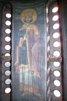 Serbian Culture and Heritage Old Testament, Medieval Art, Byzantine, Fresco, Digital, Fresh