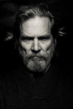 Prêt-à-portraits: Jeff Bridges por Michael Muller