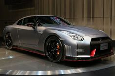 2015 Nissan GT-R Nismo Has a Staggering 600 HP