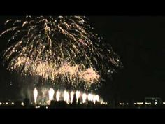 Venezia Redentore 2012 - Venice fireworks