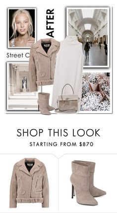 """lovelyhard"" by namelif ❤ liked on Polyvore featuring Prada, Acne Studios, Yves Saint Laurent, Luana, women's clothing, women's fashion, women, female, woman and misses"