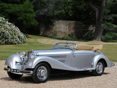 1938 Mercedes-Benz Cabriolet A. Photo Courtesy of RM Auctions. Mercedes Auto, Mercedes Benz Germany, Mercedes Benz Models, Mercedes Maybach, Rolls Royce, Vintage Cars, Antique Cars, Vintage Auto, Convertible