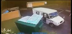 us postal carrier dumping flyers | Watch: Mail carrier dumps letters, flyers…