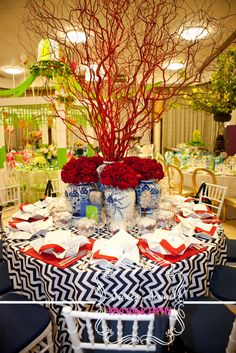 Top Notch Style and Glamour at the Ramaz Table Top Charity Event Ladies Luncheon   Kosher Recipes and Jewish Table Settings