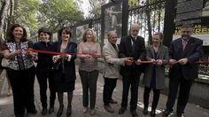 Exposición Todas las Mujeres, en las Rejas de Chapultepec