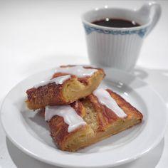 Danish pastry - base recipe - danish pastry bar---printed form by kvalifood. OMG  YUM
