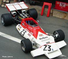 Marlboro BRM F1 Car