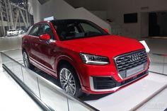 India-bound Audi Q2 2.0 TDI Quattro - In 8 Images