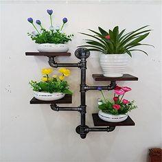 Wire Wall Basket, Baskets On Wall, Nate Berkus, Modern Loft, Industrial Loft, Planter Pots, Shelves, Collections, Furniture