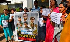 Amazon Prime drama agrees to changes after Hindu nationalist pressure | India | The Guardian Crime In India, Hindu Deities, Hinduism, Muslim Men, See Movie, Amazon Prime Video, Social Change, Bollywood Actors, The Guardian