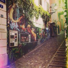 the stop I made in Zurich, Switz...  wonderful work