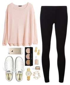 """comfy day♡"" by carolinelfloyd ❤ liked on Polyvore"