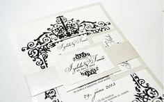 Svadobné oznámenie DOTIE II. by gabbika - SAShE.sk - Handmade Svadba