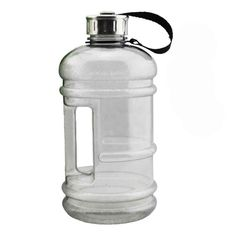2.2 Liter Water Sports Bottle with built in Handle any colour, just no stupid saying. Can get in Protein shops