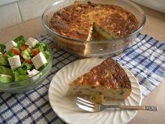 פשטידת פטריות | קסם של עוגה