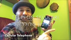 Shalom! I'm Jonathan, and I'm glad to have you with me on this adventure learning the Hebrew words for things from the world around us!  What can we find in the #office - a cell phone?  Watch the video here: http://youtu.be/u1A4HwWyMPg  I hope to see you around www.holylanguage.com as we follow #Yeshua in a #Hebrew way, TOGETHER! Much LOVE