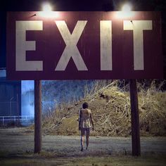 Exit - Character inspiration #writing #novel #nanowrimo
