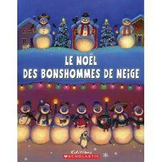 CPRPS 31997000791848 Le Noël des bonshommes de neige. Pendant la nuit de Noël, tandis que les enfants sont bien au chaud dans leur lit, les bonshommes de neige et leur famille se rassemblent sur la place pour faire la fête. La comptine au rythme vif raconte l'histoire de leurs réjouissances, tandis que les illustrations donnent vie aux adorables bonshommes de neige avec chaleur et humour. C'est l'histoire idéale à lire à haute voix pendant les soirées froides de l'hiver.
