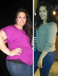 Weight loss before and after photos will motivate you lose weight