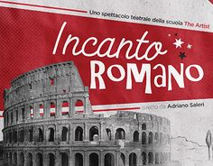 "Check out new work on my @Behance portfolio: ""Incanto Romano - Spettacolo Teatrale"" http://be.net/gallery/54068419/Incanto-Romano-Spettacolo-Teatrale"