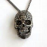 Afbeeldingsresultaten voor skull jewelry
