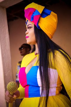 A Stunning Pedi Wedding Sepedi Traditional Dresses, South African Traditional Dresses, African Traditional Wedding, Wedding Goals, Wedding Beauty, Wedding Tips, Wedding Blog, South African Weddings, Wedding Of The Year